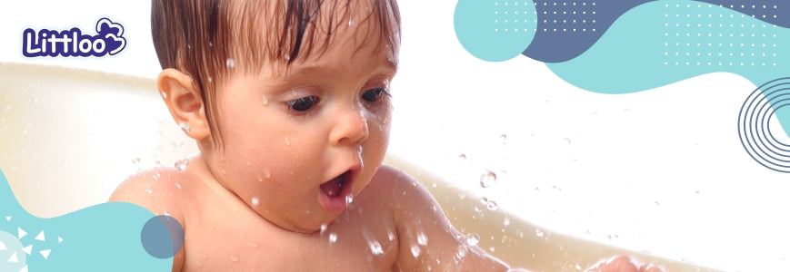 Bathtub safety for toddlers