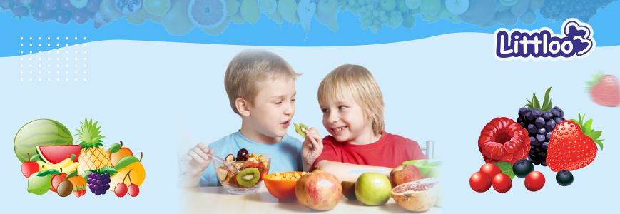 Benefits of eating fruits for children
