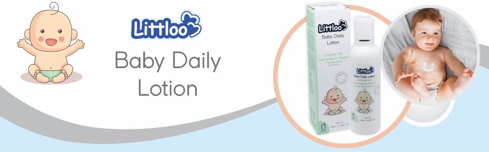 Baby Daily Lotion