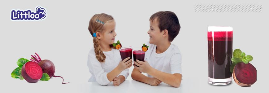 Health Benefits of Beetroot for Kids