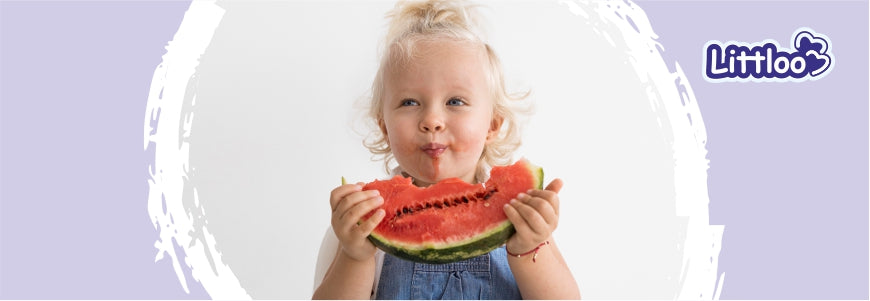 fruits for babies in summers