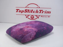 Load image into Gallery viewer, 2008-18 Subaru Impreza WRX or STI Galaxy Print Suede Armrest Cover
