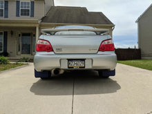 Load image into Gallery viewer, Impreza, WRX, STI 02-07 Mudflaps