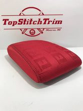 Load image into Gallery viewer, 2008-2018 Subaru Impreza / WRX / STI Red Bride Armrest