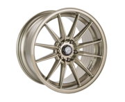 Cosmis Racing Wheels R1 18x9.5 +35 5x114.3 Bronze