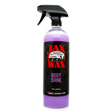 Load image into Gallery viewer, Jax Wax Body Shine Detail Spray