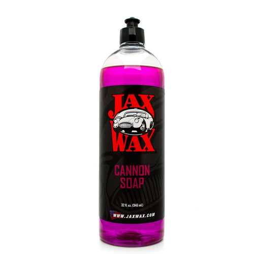 Jax Wax Cannon Soap