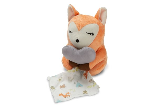 Summer Infant SwaddleMe® Little Heartbeats - Fox - Preggy Plus