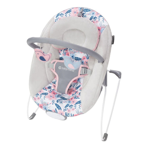 Baby Trend EZ Musical Bouncer, Bluebell - Preggy Plus