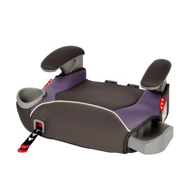 Graco Affix Youth High Back Booster Car Seat with Latch System, Grapeade - Preggy Plus