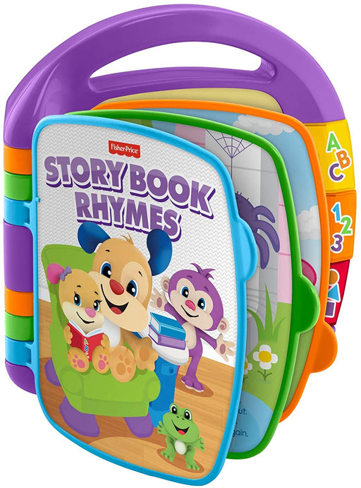 Fisher-Price Laugh & Learn Storybook Rhymes - Preggy Plus