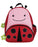 Zoo Little Kid Backpack, Ladybug - Preggy Plus