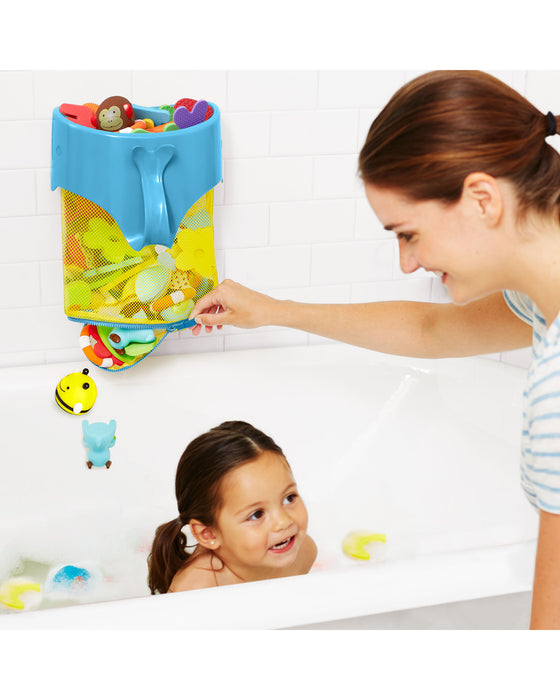 Skip Hop Moby Scoop & Splash Bath Toy Organizer - Preggy Plus