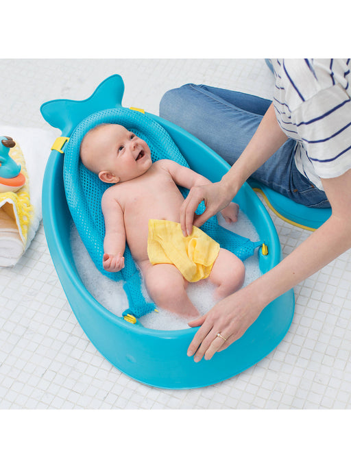 Skip Hop Moby Smart Sling 3-Stage Tub, Blue - Preggy Plus