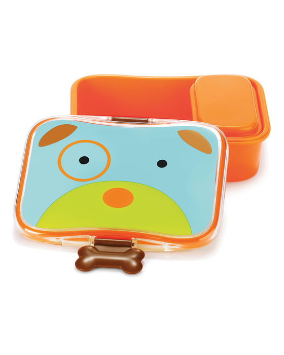 Skip Hop Zoo Little Kid Lunch Kit, Dog - Preggy Plus