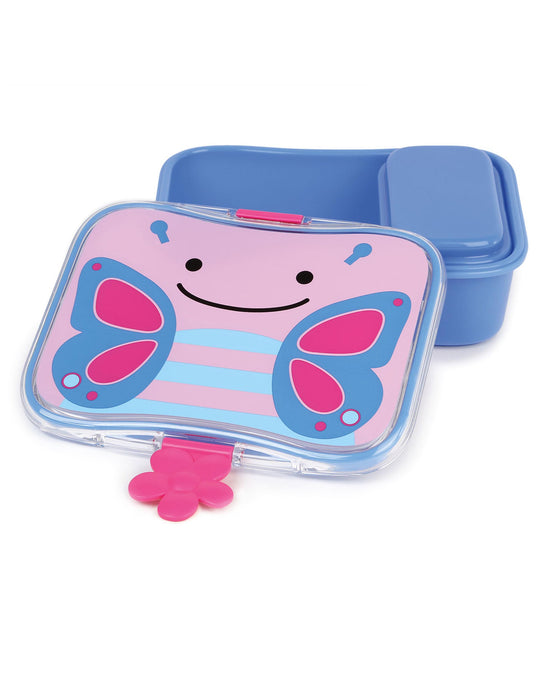 Zoo Little Kid Lunch Kit, Butterfly - Preggy Plus