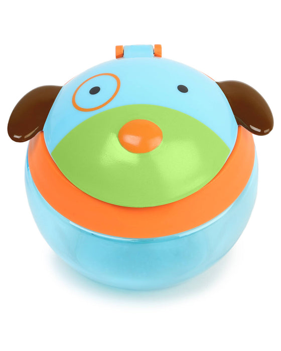 Skip Hop Zoo Snack Cup, Dog - Preggy Plus