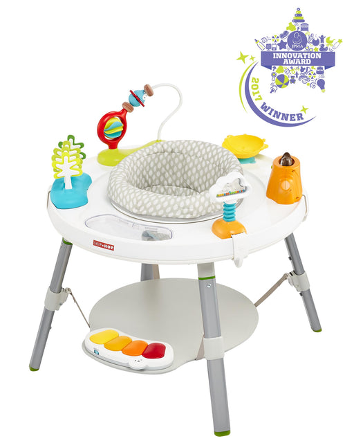 Skip Hop Explore & More Baby's View 3-Stage Activity Center - Preggy Plus