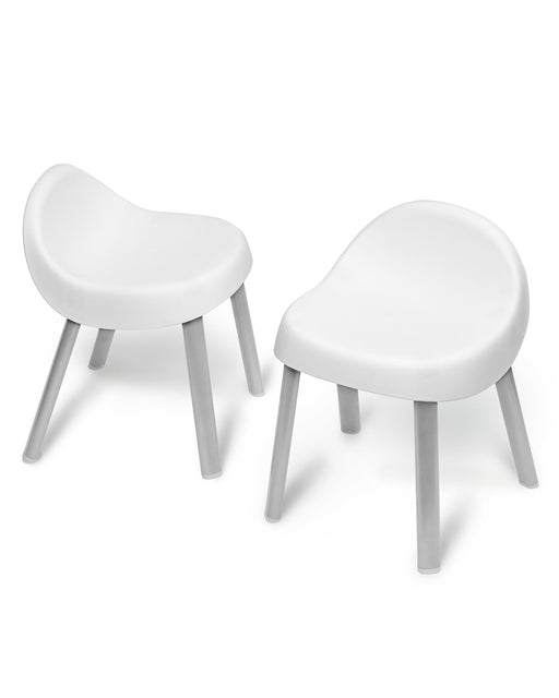 Skip Hop Explore and More Kids Chairs - White - Preggy Plus