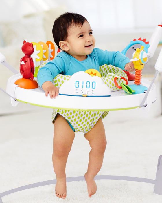Skip Hop Explore & More Jumpscape Foldaway Jumper - Preggy Plus