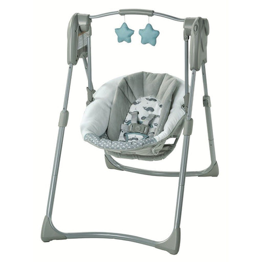 Graco Slim Spaces® Compact Swing, Humphrey - Preggy Plus