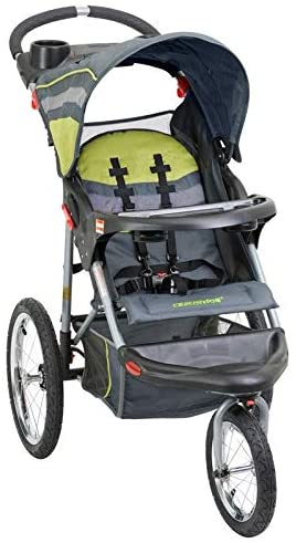 Baby Trend Expedition Jogging Stroller- Carbon - Preggy Plus