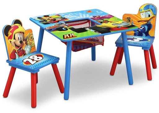 Delta Character Table & Chair Sets with Storage - Mickey Mouse