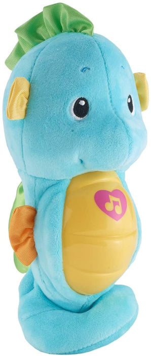 Fisher-Price Soothe & Glow Seahorse™ (Blue) - Preggy Plus
