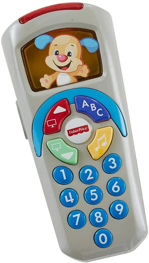 Fisher-Price Laugh & Learn Puppy's Remote - Preggy Plus