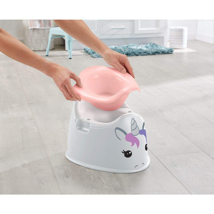 Fisher-Price Character Potty- Unicorn