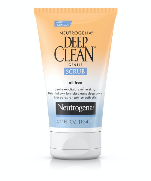 Neutrogena Deep Clean® Gentle Scrub - Preggy Plus