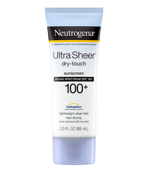 Neutrogena Ultra Sheer® Dry-Touch Sunscreen Broad Spectrum SPF 100+ - Preggy Plus