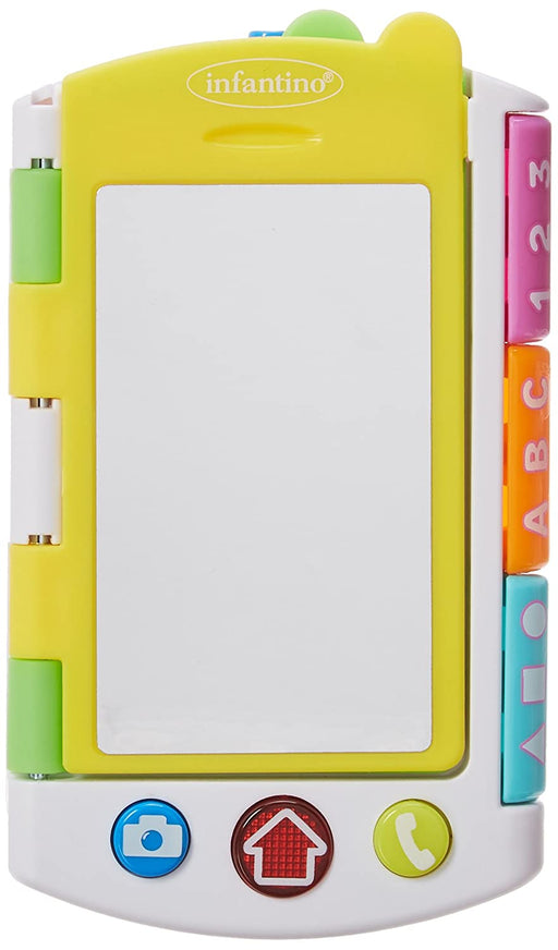 INFANTINO PHONE & BOOK LEARNING TOY™ - Preggy Plus