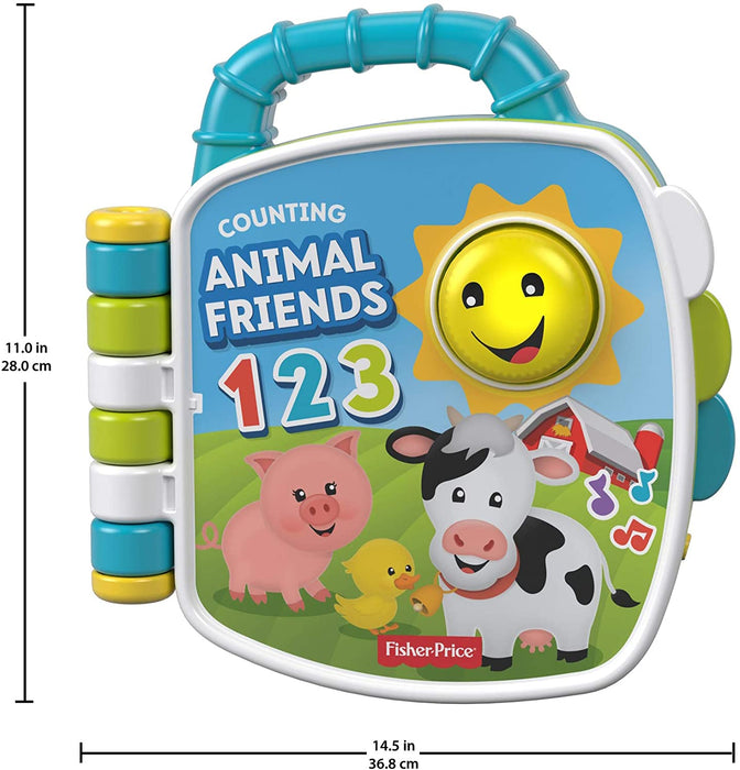 Fisher-Price Laugh & Learn Counting Animal Friends - Preggy Plus