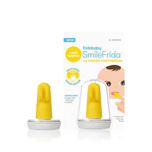 SmileFrida THE FINGER TOOTHBRUSH - Preggy Plus
