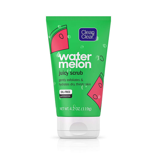 Clean & Clear Watermelon Juicy Scrub - Preggy Plus
