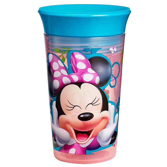 Disney Minnie Mouse Simply Spoutless Cup 9 Oz - Preggy Plus