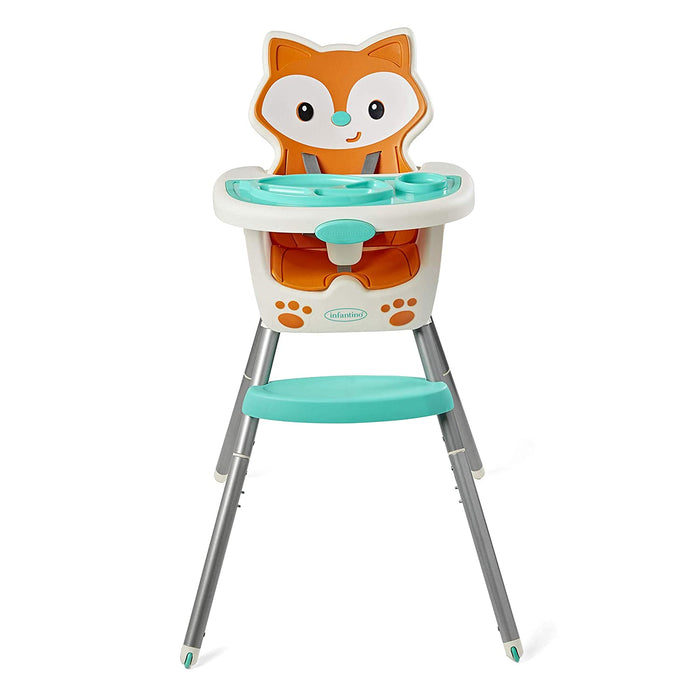Infantino Grow-With-Me 4-IN-1 Convertible High Chair - Preggy Plus