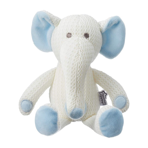 Tommee Tippee Hypoallergenic Stuffed Animal Breathable Toy, Eddy the Elephant, 0+ months - Preggy Plus