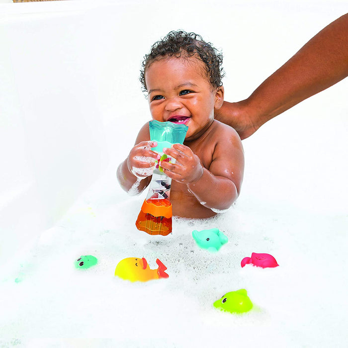 Infantino Splish & Splash Bath Play Set - Preggy Plus