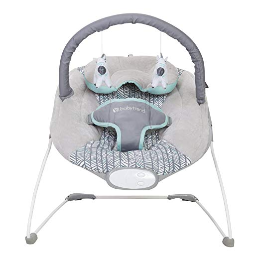 Baby Trend EZ Musical Bouncer, Ziggy - Preggy Plus