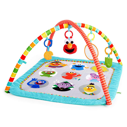 Bright Starts Fun with Sesame Street Friends Activity Gym - Preggy Plus