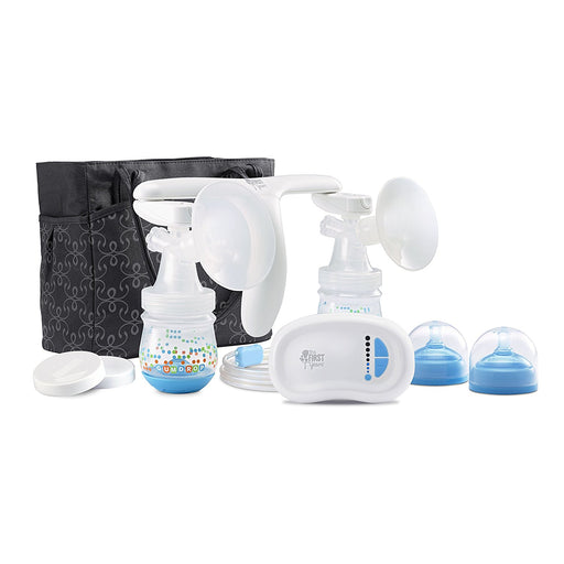 The First Years Quiet Expressions Double Breast Pump - Preggy Plus