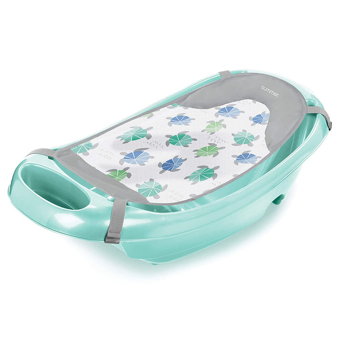 Summer Infant Splish 'n Splash Newborn to Toddler Tub - Turtles - Preggy Plus