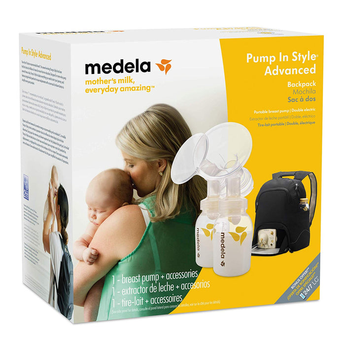 Medela Pump In Style® Advanced Backpack - Preggy Plus