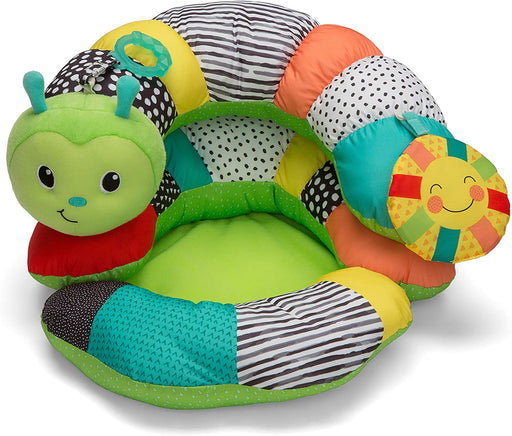 INFANTINO PROP-A-PILLAR TUMMY TIME & SEATED SUPPORT™ GREEN - Preggy Plus
