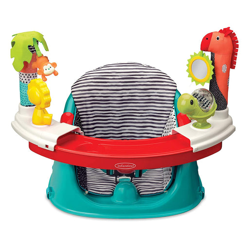 Infantino 3-in-1 Grow With Me Activity Seat & Booster - Preggy Plus