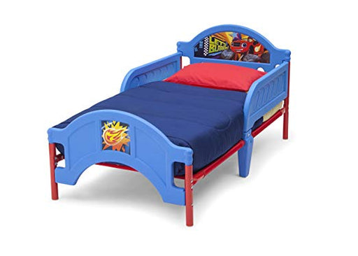 Delta Children Toddler Bed, Blaze and The Monster Machines