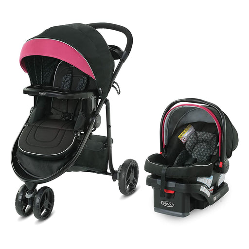 Graco Modes™ 3 Lite DLX Travel System, Arbis - Preggy Plus