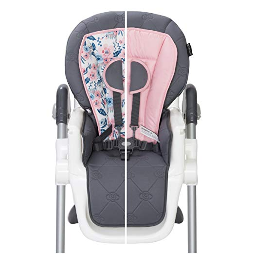 Baby Trend Tot Spot High Chair, Bluebell - Preggy Plus